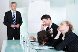 improve business meetings
