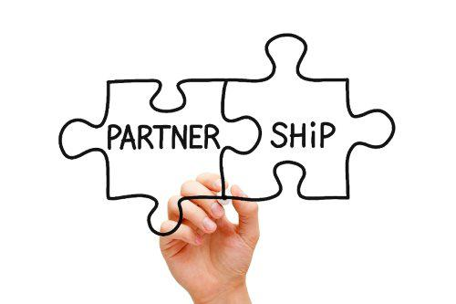 partnering with other businesses