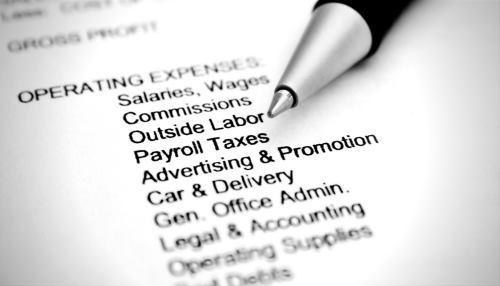 how to control business expenses