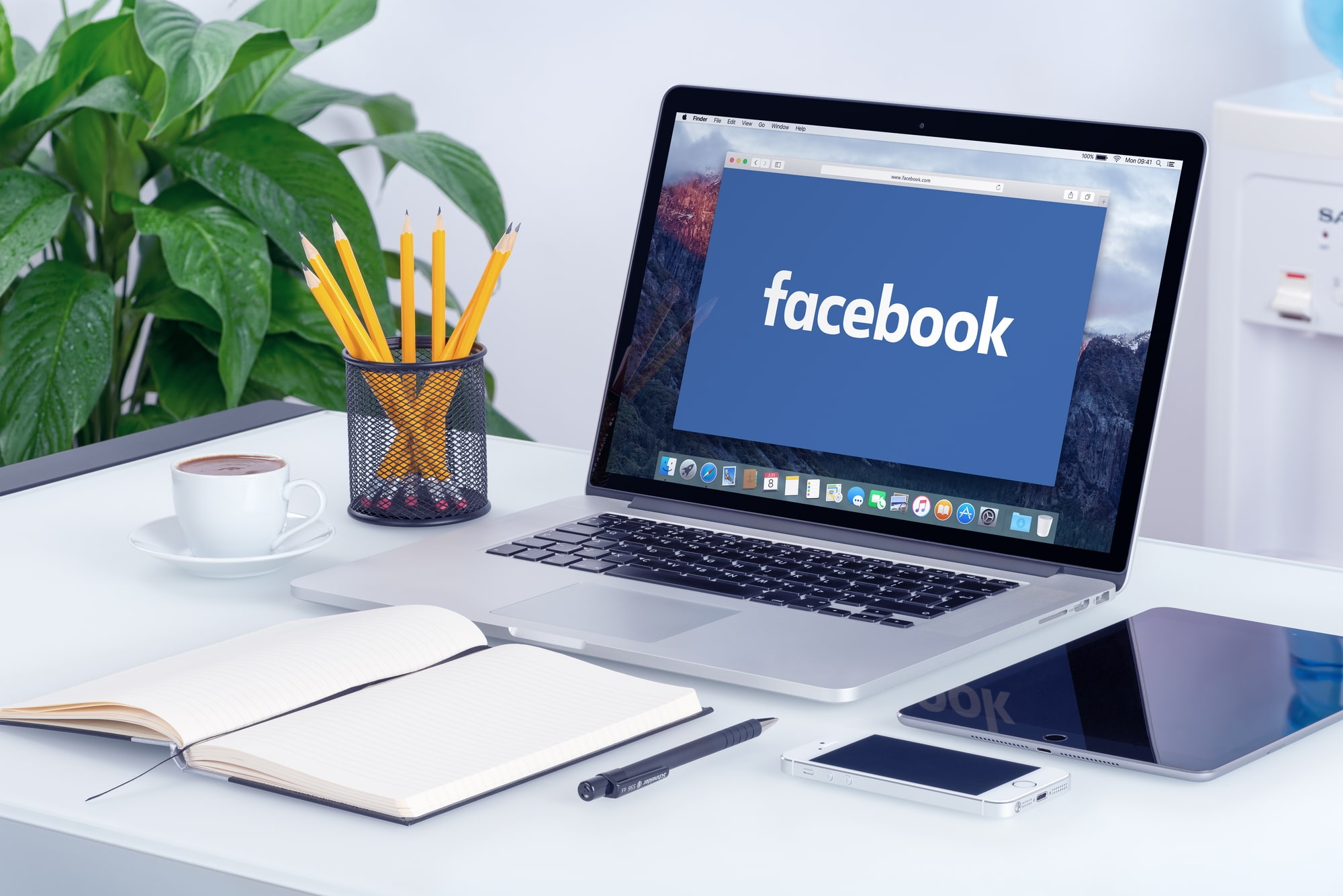 how to change your facebook business name