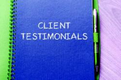 how to best use testimonials
