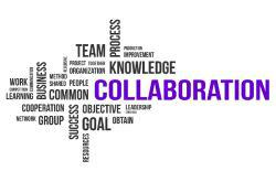 train employees to collaborate