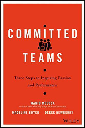 Committed Teams book cover