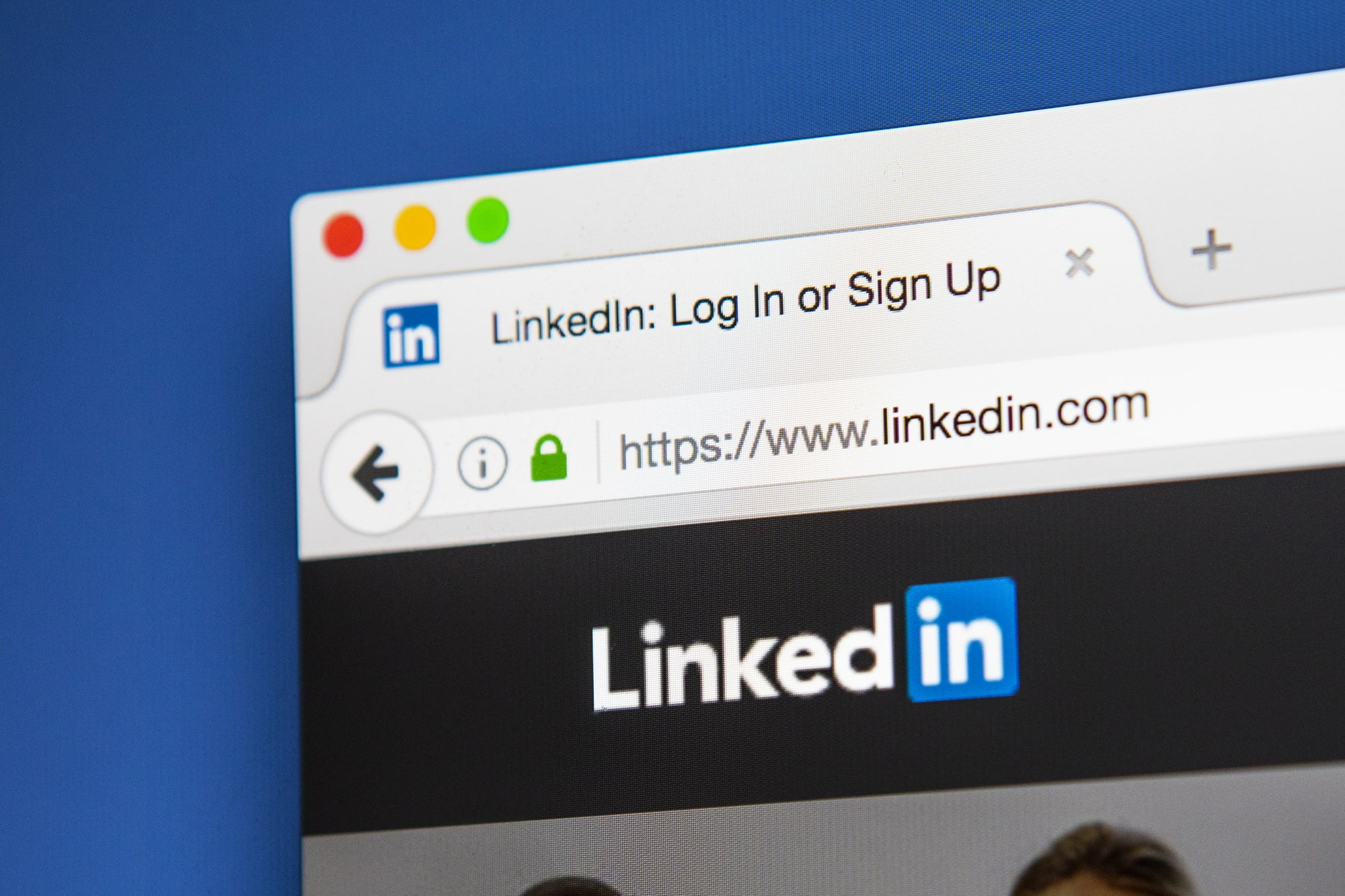 how to create a LinkedIn page for your business