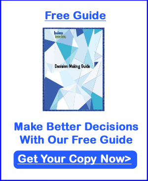 Make Better Decisions Get our free guide