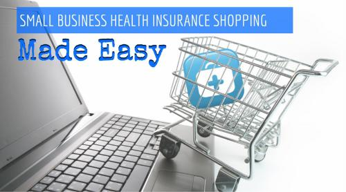 small business health insurance shopping