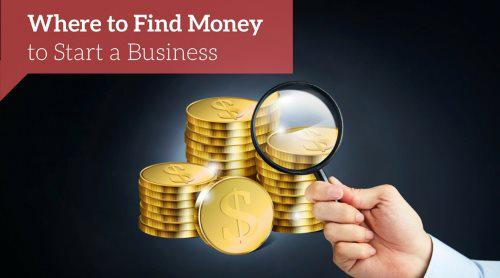 Where To Get Money To Start A Business