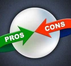 contracting pros and cons