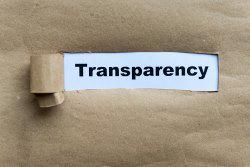workplace transparency