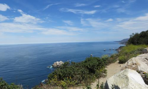 Viewing Big Sur CA is a refreshing change from the daily grind of running a small business.