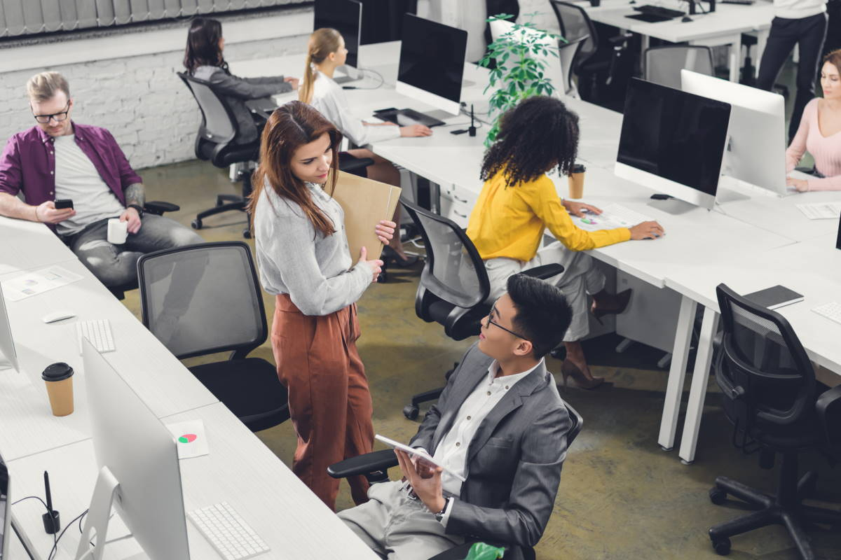 Workplace conversation mistakes